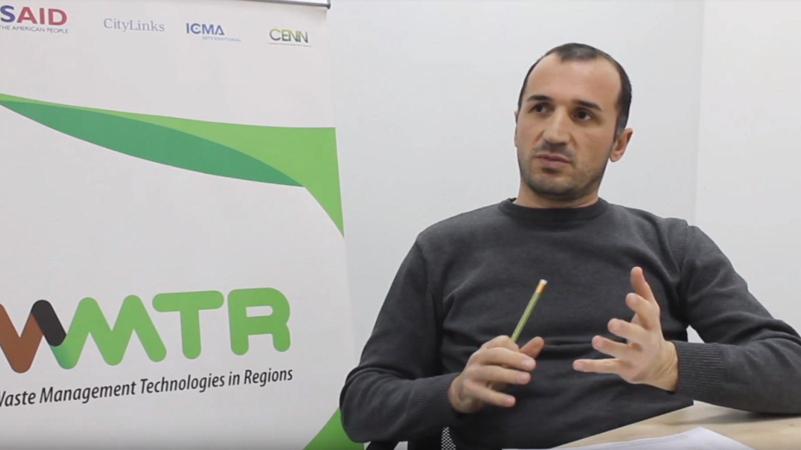 Kakha Rukhaia,Caucasus Environmental NGO Network