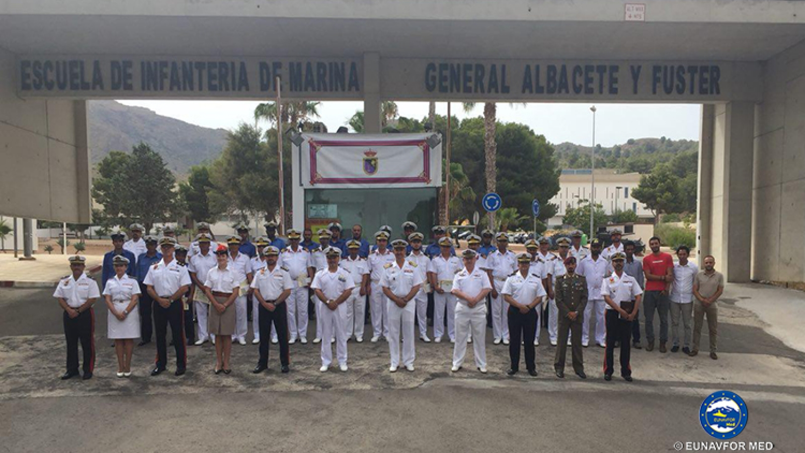 Training Package 2 module for Libyan Coastguard and Navy ended in Cartagena (Spain)