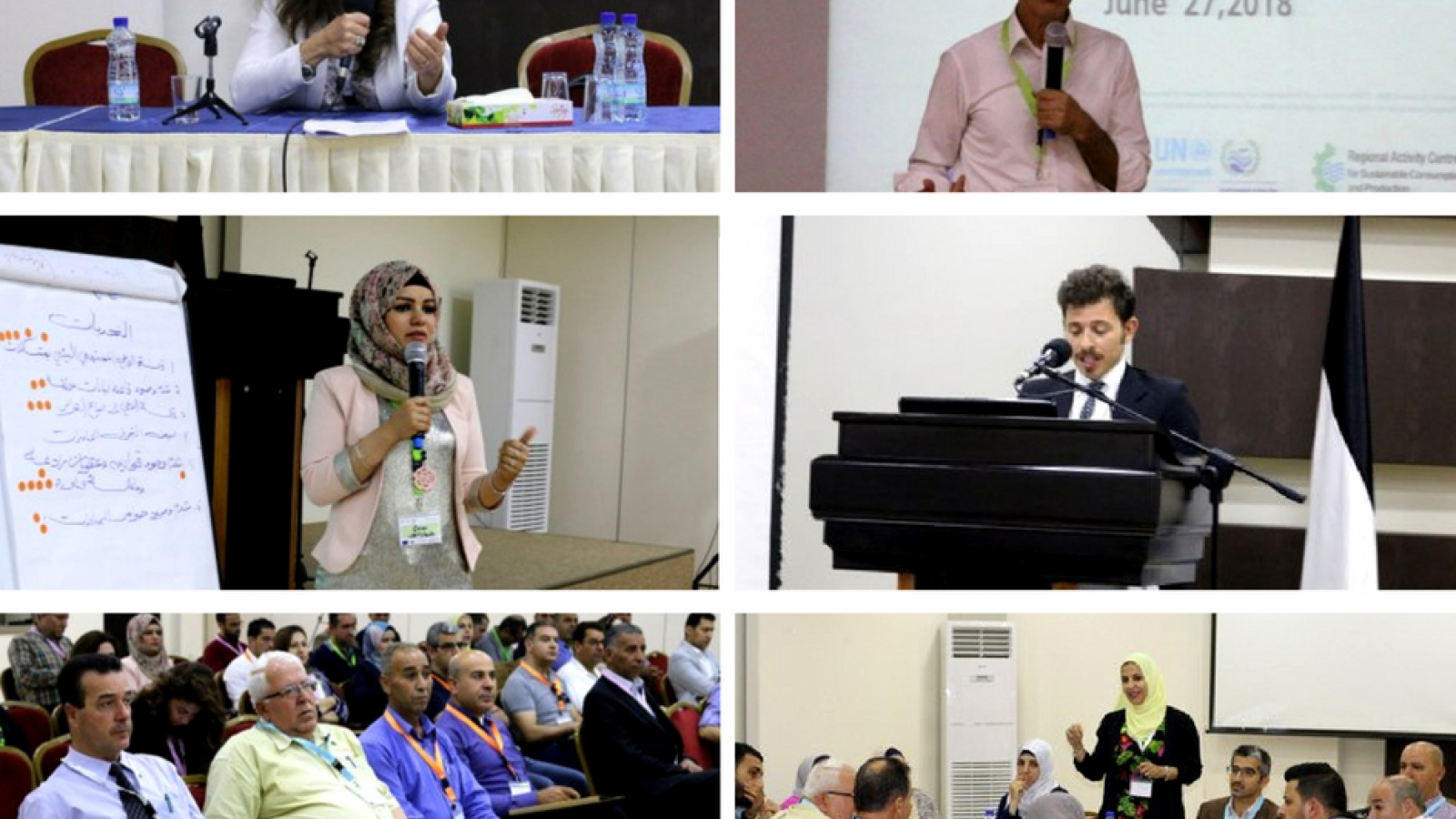 Synergy Workshop in Palestine