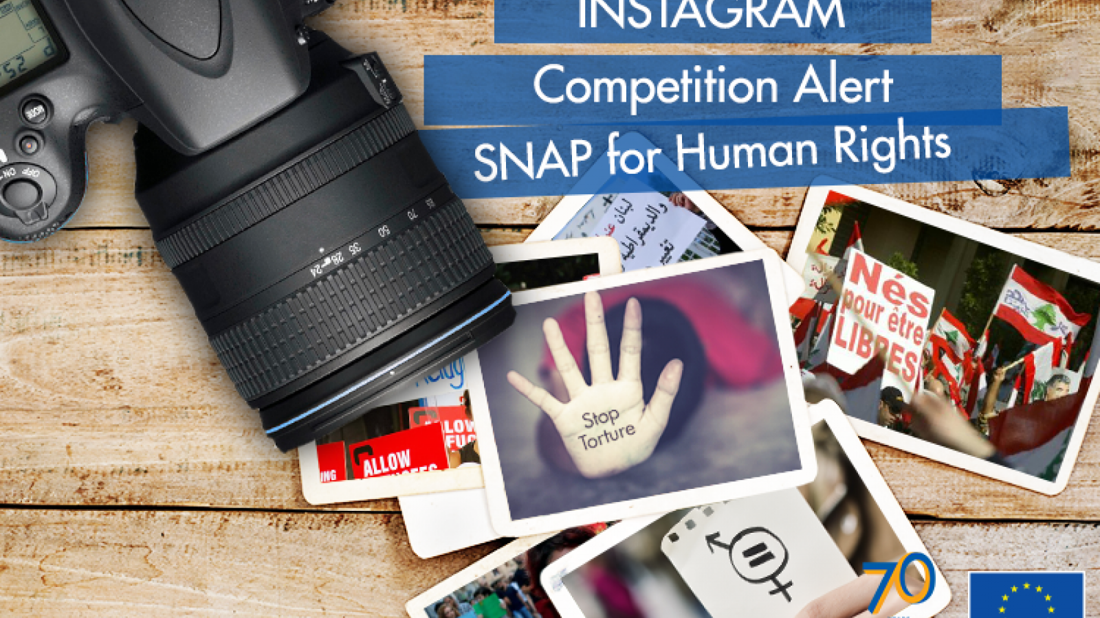 Snap for human rights