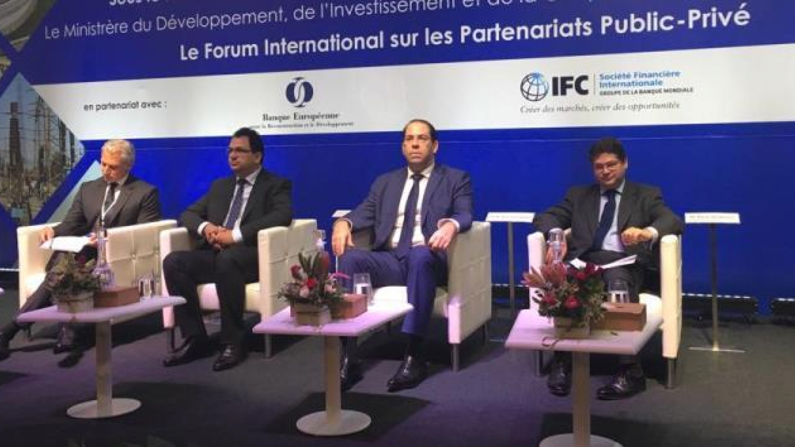 High-level global forum in Tunisia