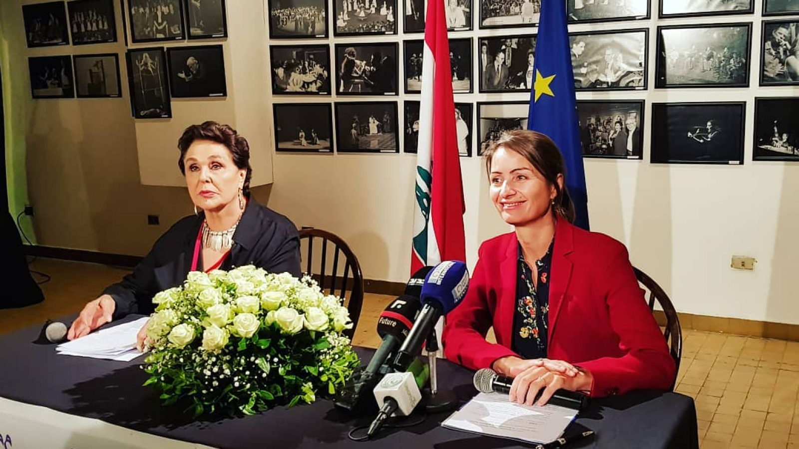 EU launches first edition of European Theatre Festival in Lebanon