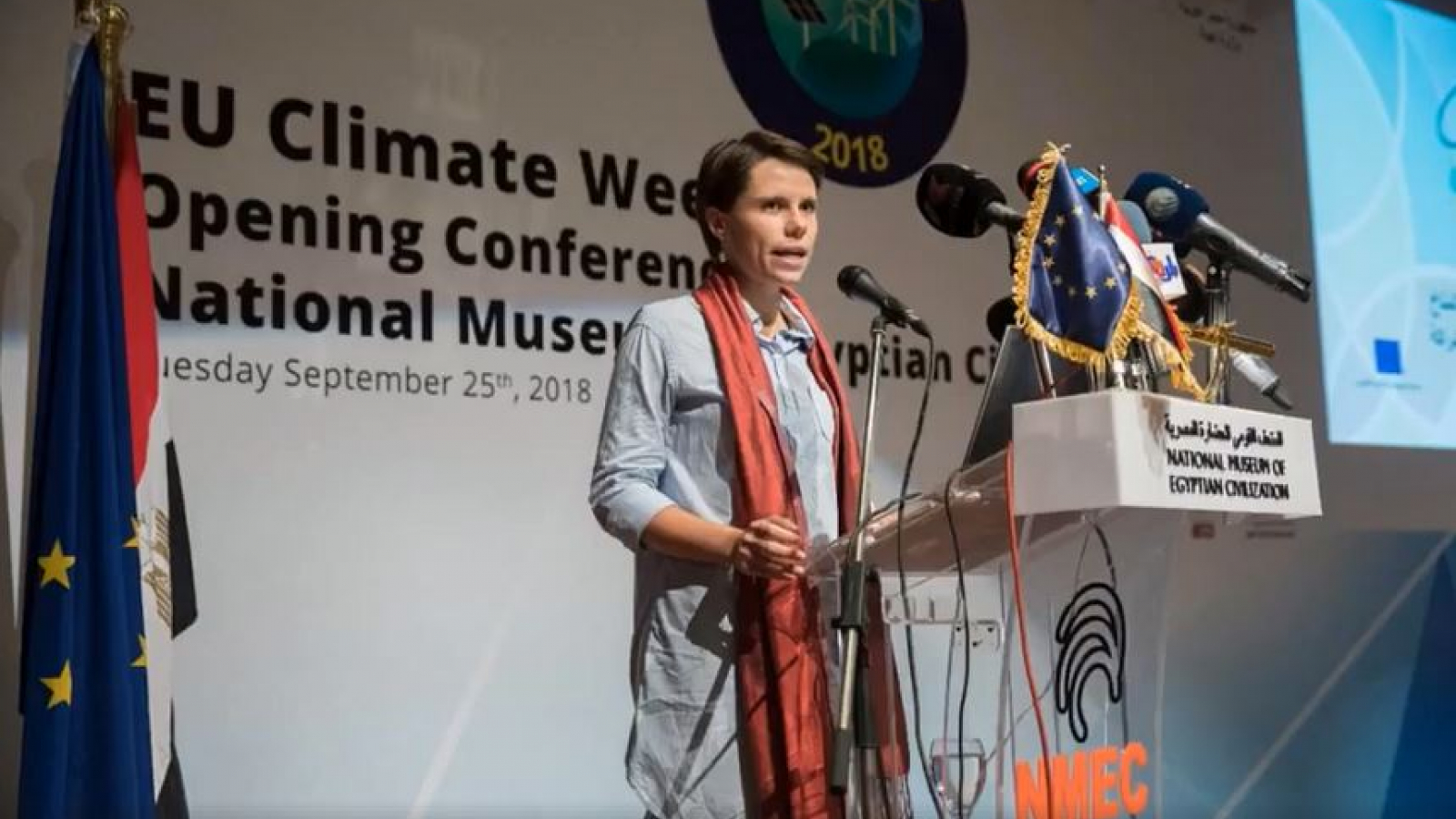 Opening conference of the Climate Diplomacy Week