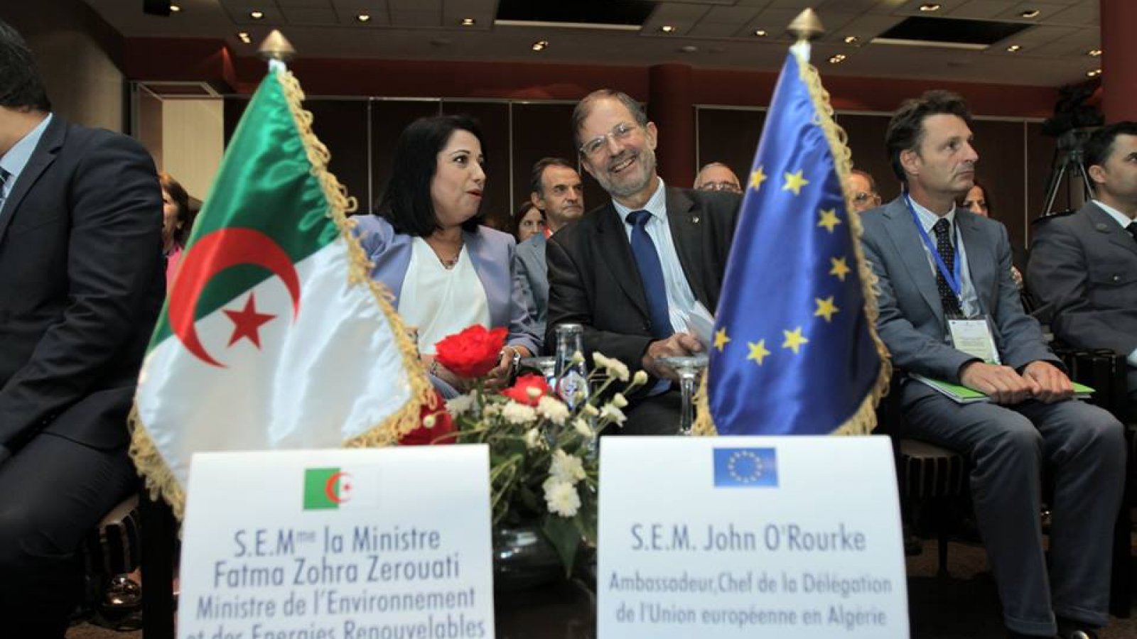 The EU helps Algeria adapt to climate change