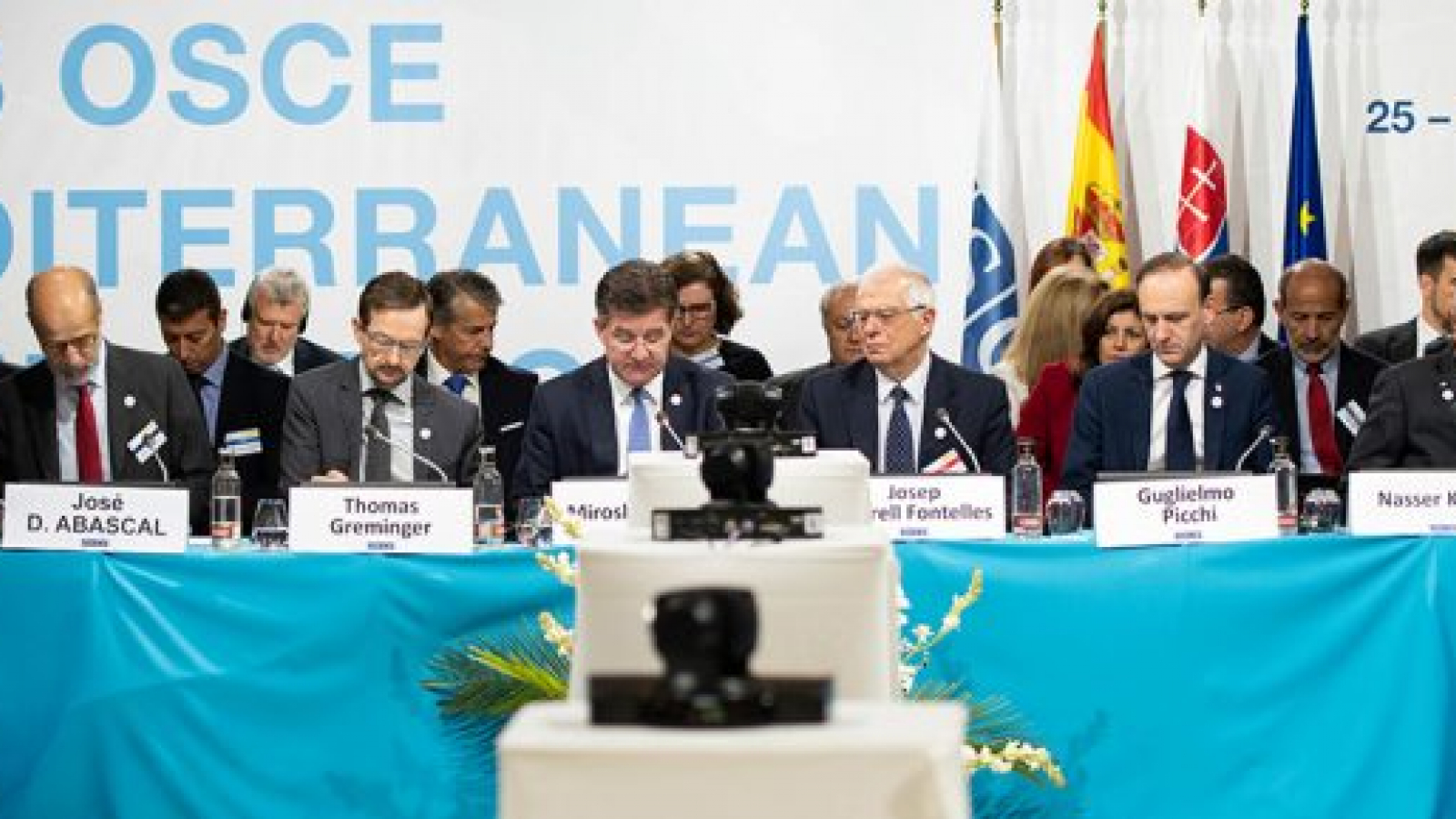 UfM Secretariat active in 2018 OSCE Mediterranean Conference to reinforce Euro-Mediterranean synergies and regional cooperation