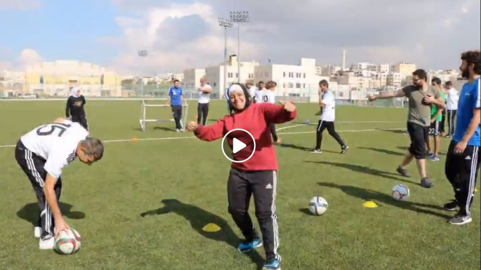 Sports to bring together students from both, host and refugee communities.