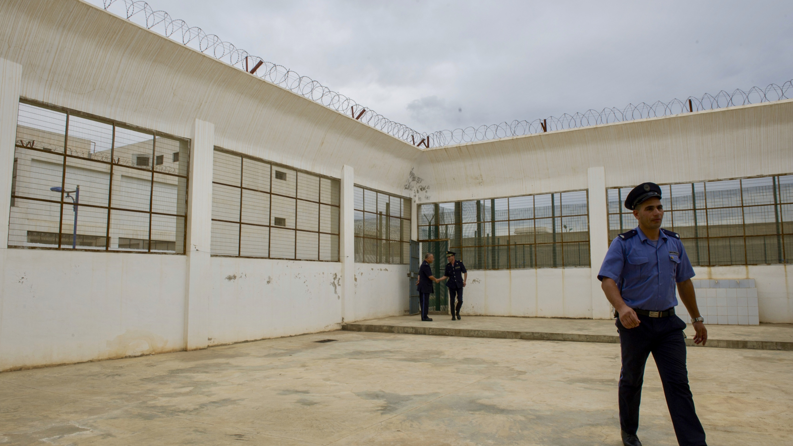 Kolea Prison, one of Algeria's most modern prisons