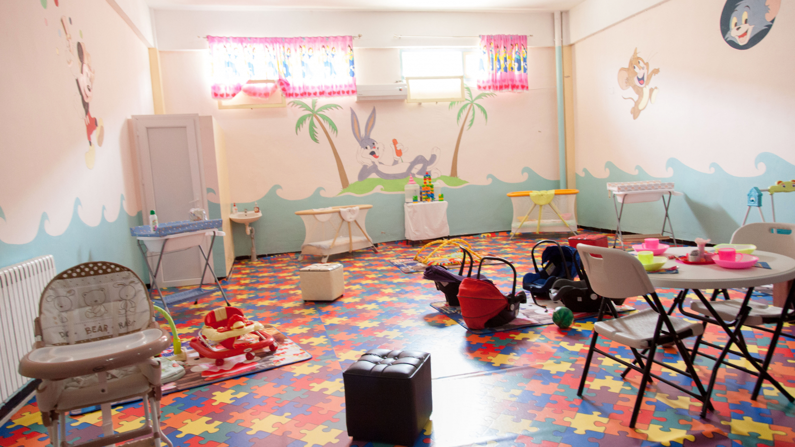 Child Care and Nursery Facilities