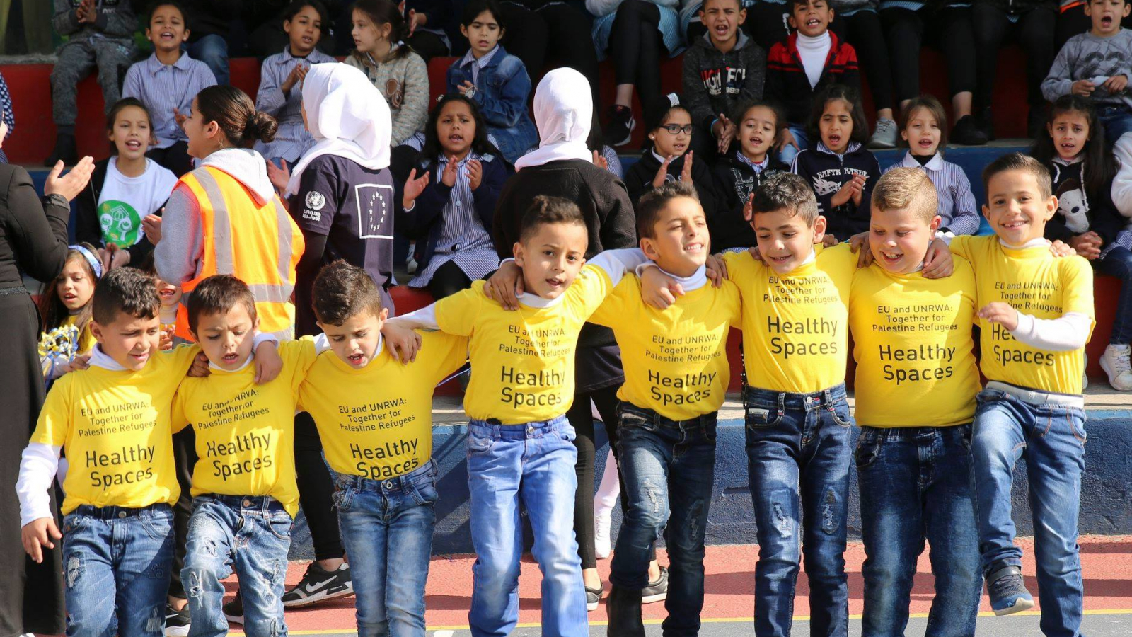 EU & UNRWA: Together for Palestine Refugees