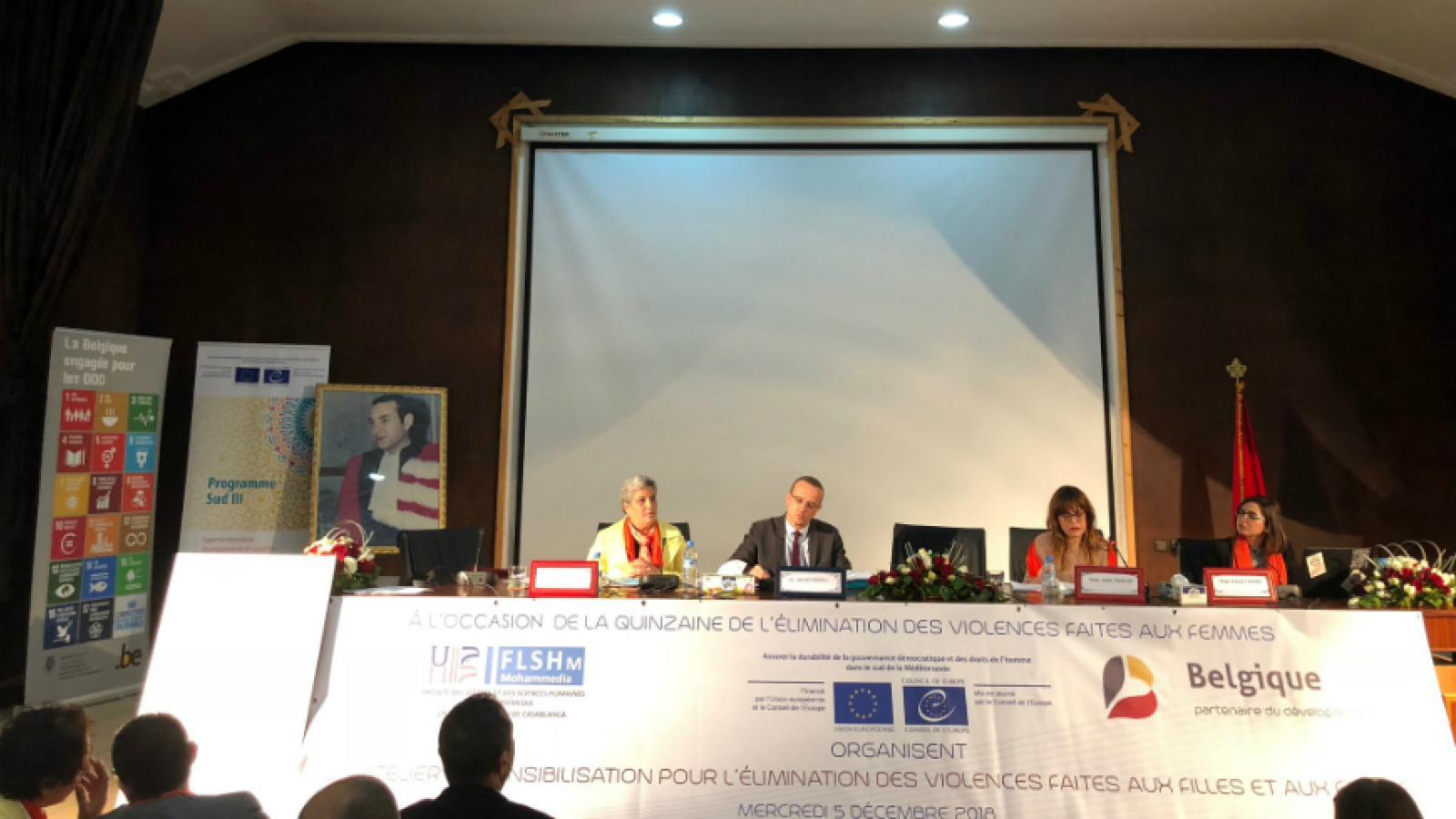 Morocco: EU-funded programme raises awareness on combating violence against women