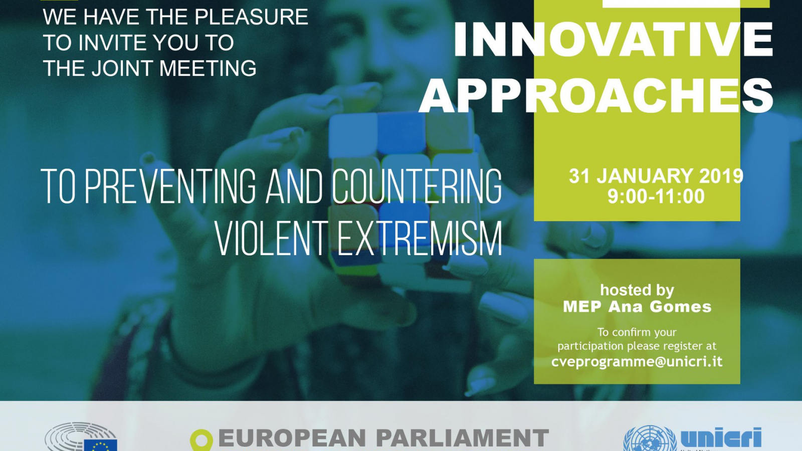 EU-funded programme on countering radicalization and violent extremism to share first results