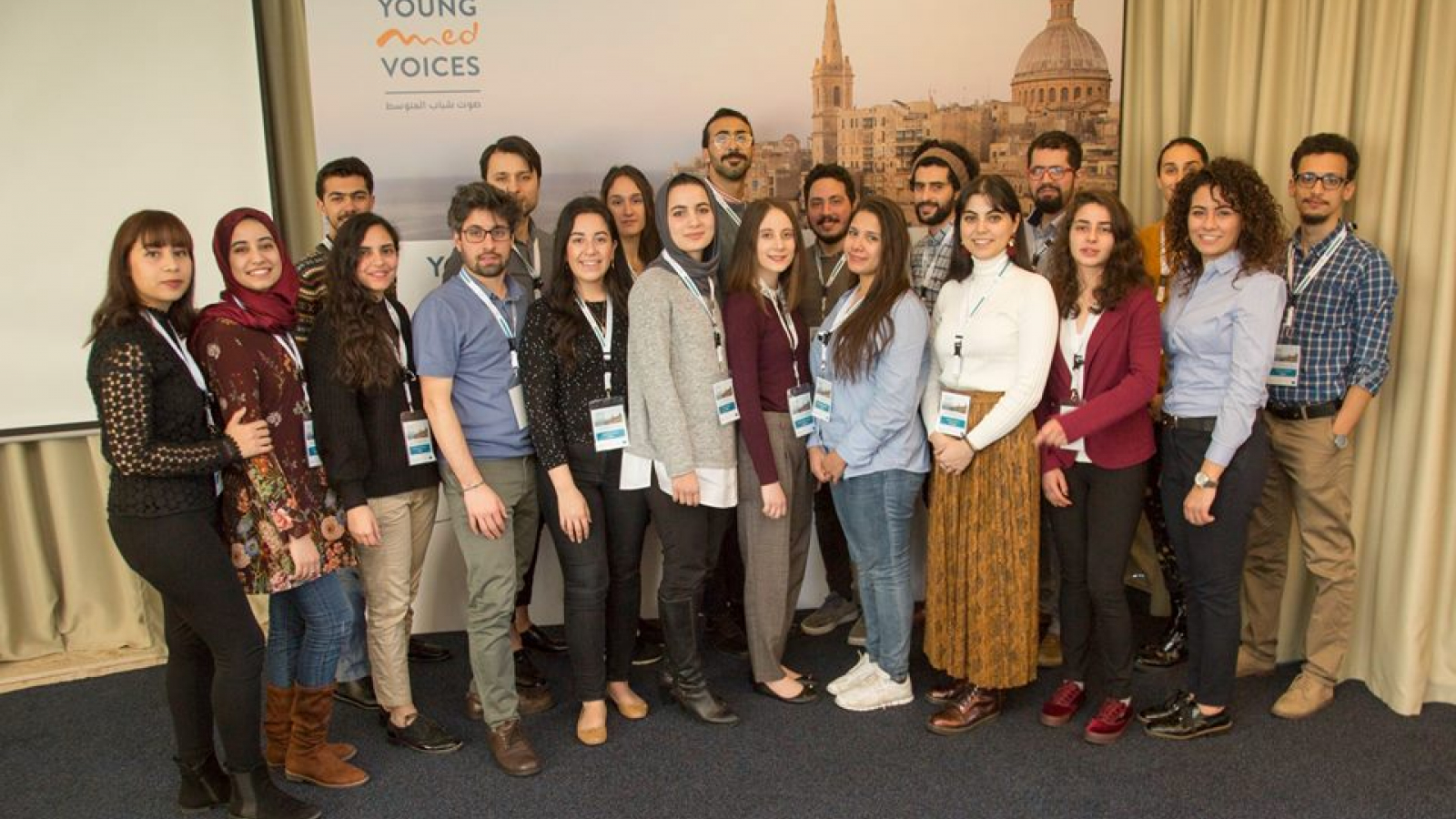 Young Mediterranean Voices Leadership Seminar launched in Malta