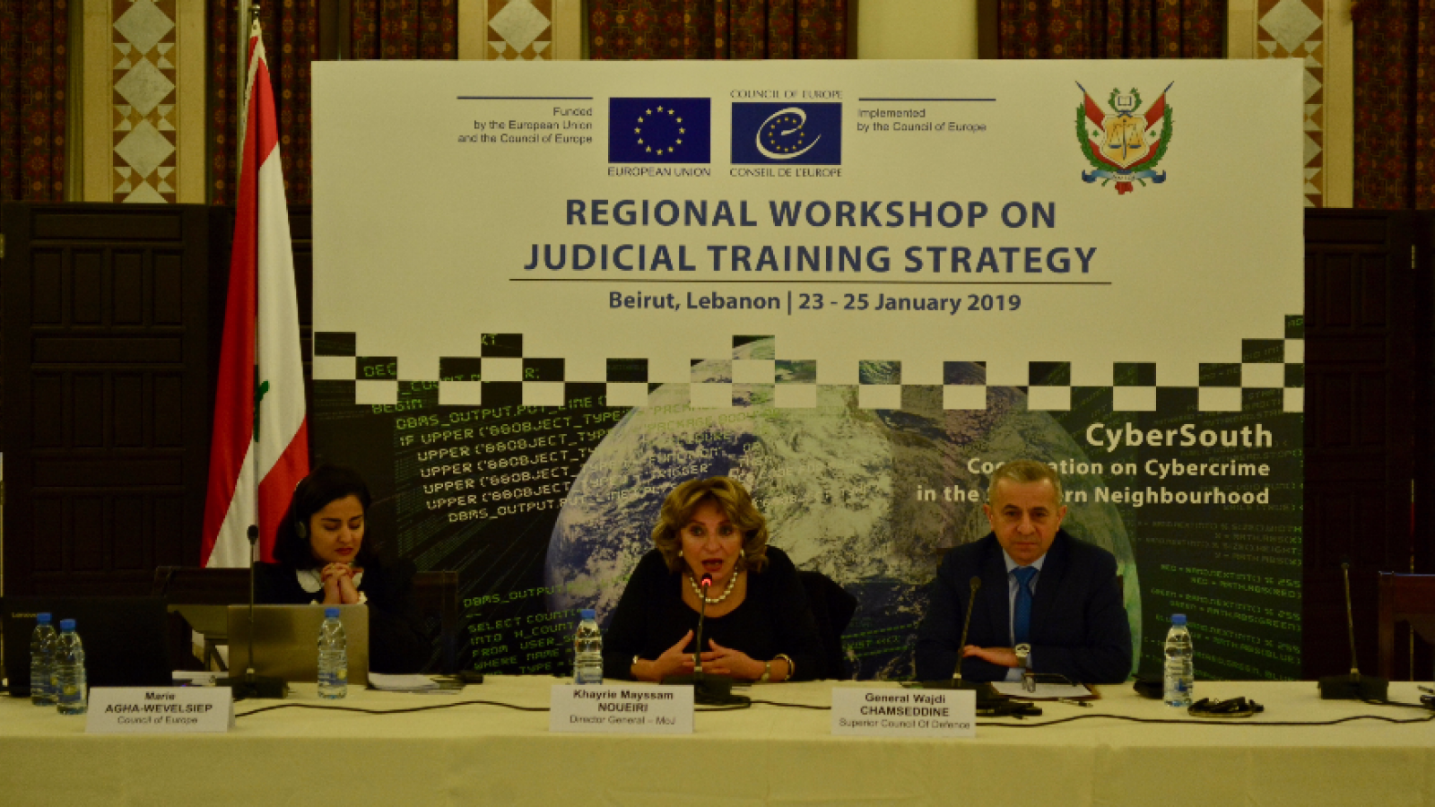 EU-funded CyberSouth organises Regional Workshop on Judicial Training Strategy