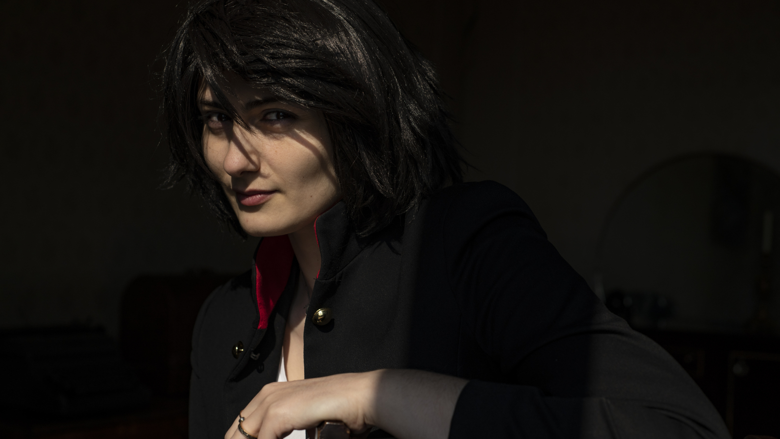 Yana Pogosyan (photo by Nazik Armenakian)