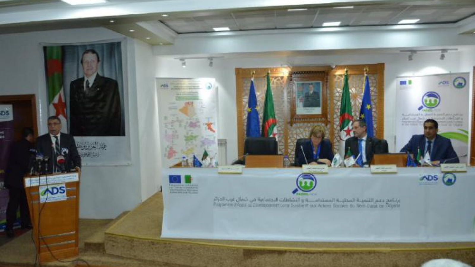 Algeria : EU launches the Support Programme to Sustainable Local Development and Social Activities