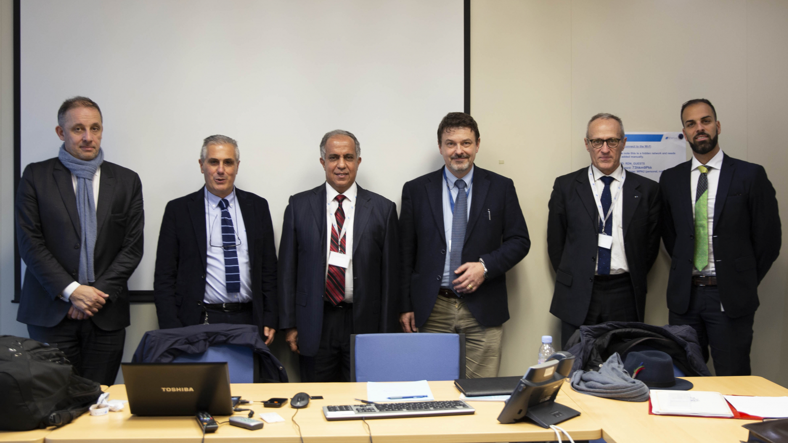 EU-funded SAFEMED IV project at the Mediterranean Coast Guard Functions Forum Secretariat Meeting