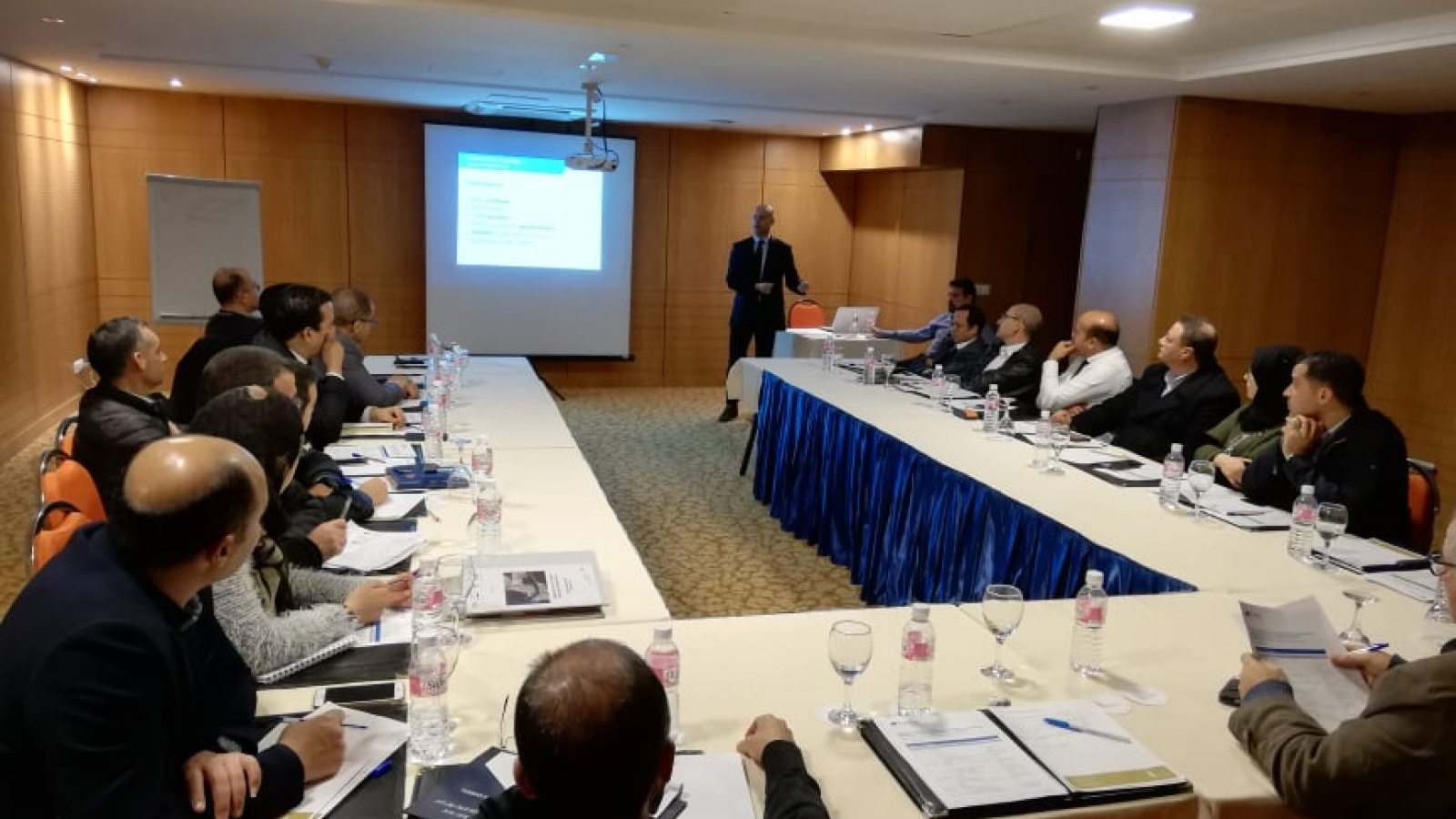 EU-funded SAFEMED IV organises a training on Port Facility Pollution Contingency planning for the Tunisian Maritime Authority