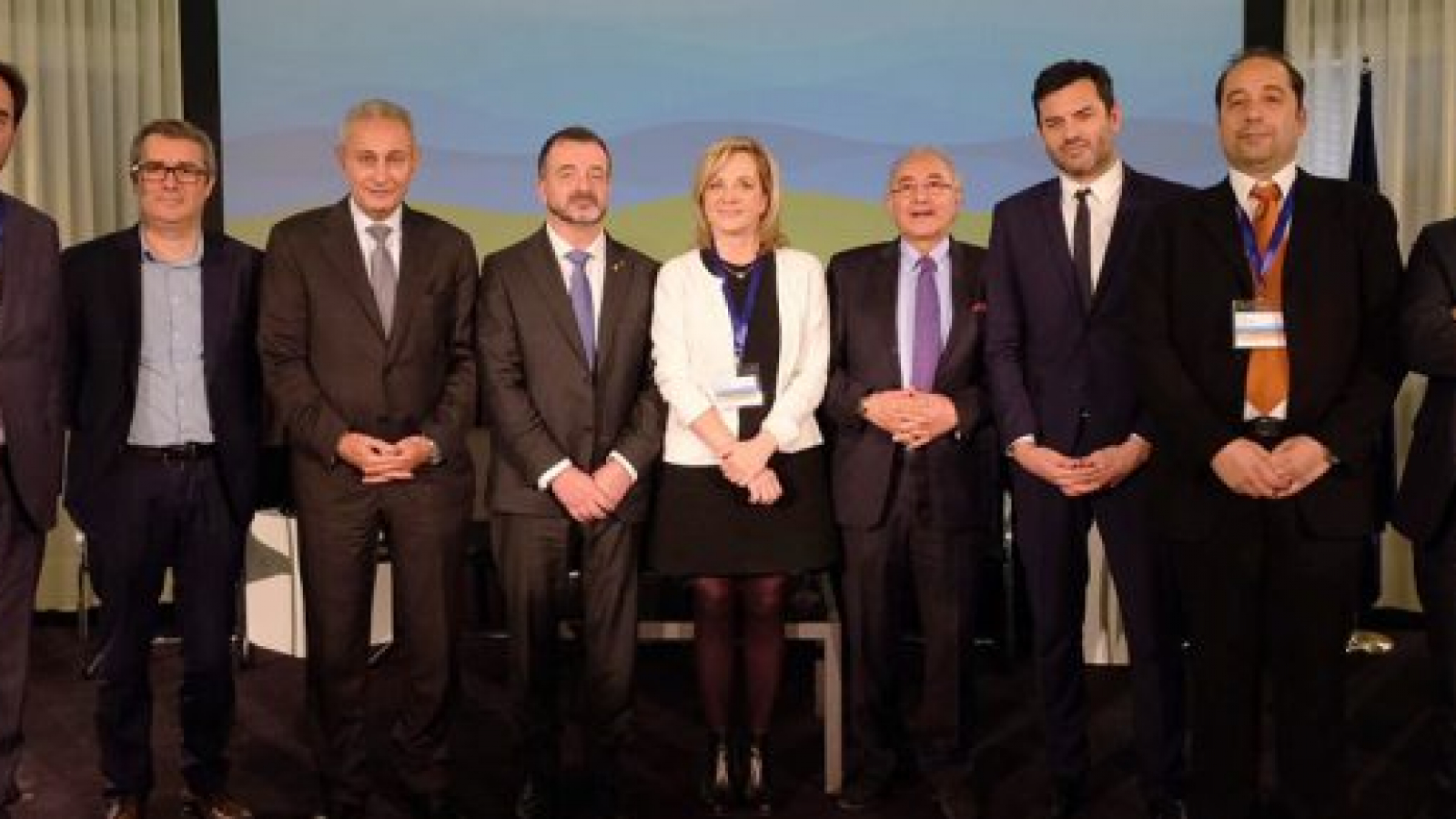 The Union for the Mediterranean backs regional and local authorities' strategy for a sustainable territorial development of the Mediterranean basin