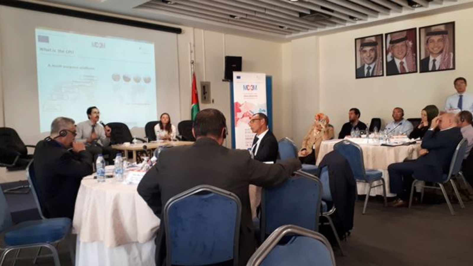 Jordan: Mediterranean City-to-City Migration project hosts event on data for urban migration governance