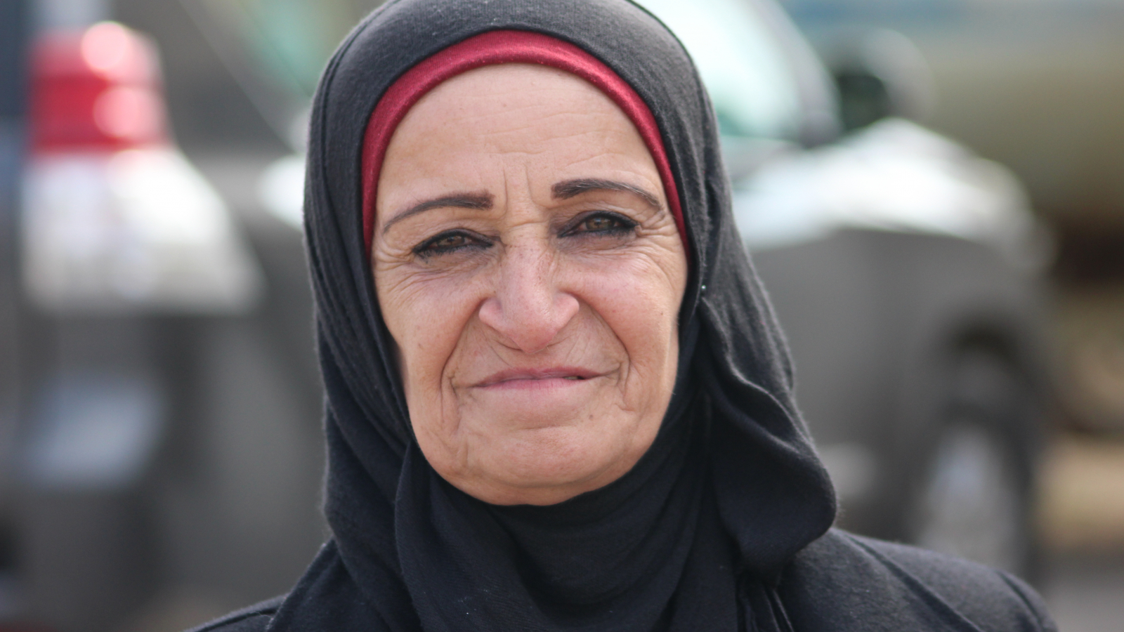 Souhayla Aamer beneficiary of the EU-funded project Dawric, Douris, Lebanon