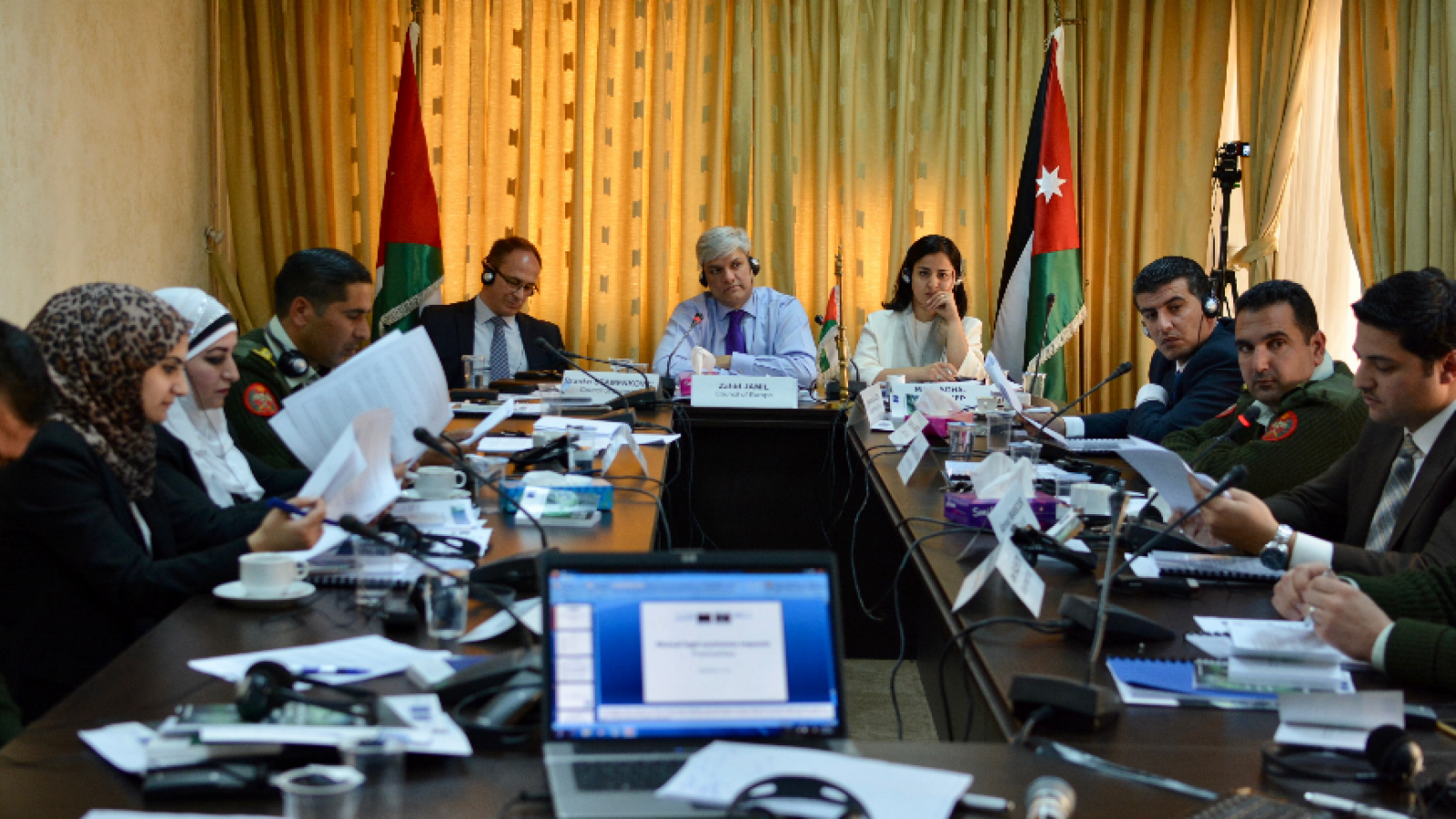 EU-funded CyberSouth advanced judicial training on cybercrime and electronic evidence organized in Jordan