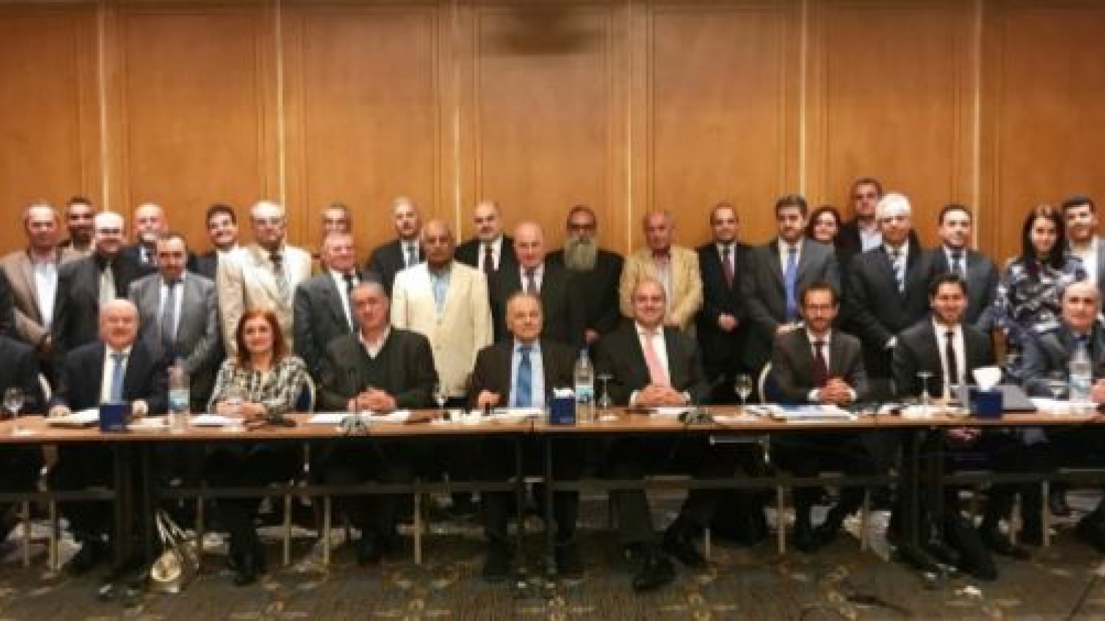 Lebanon : EU funds workshop on transport facilitation of goods
