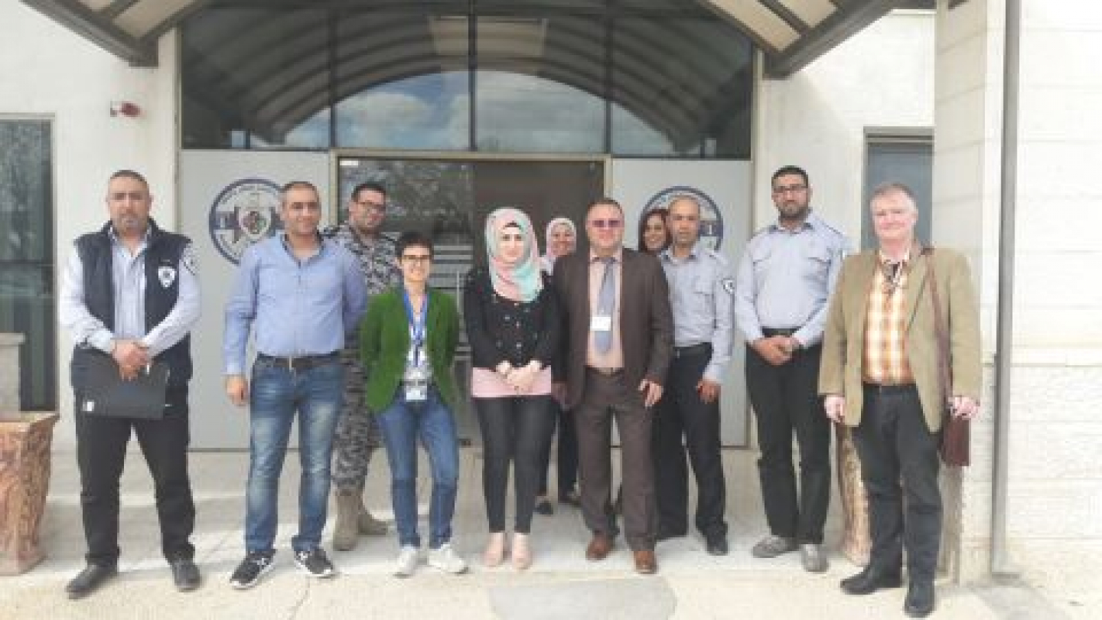 Palestine: EU organizes training on anti-smuggling techniques