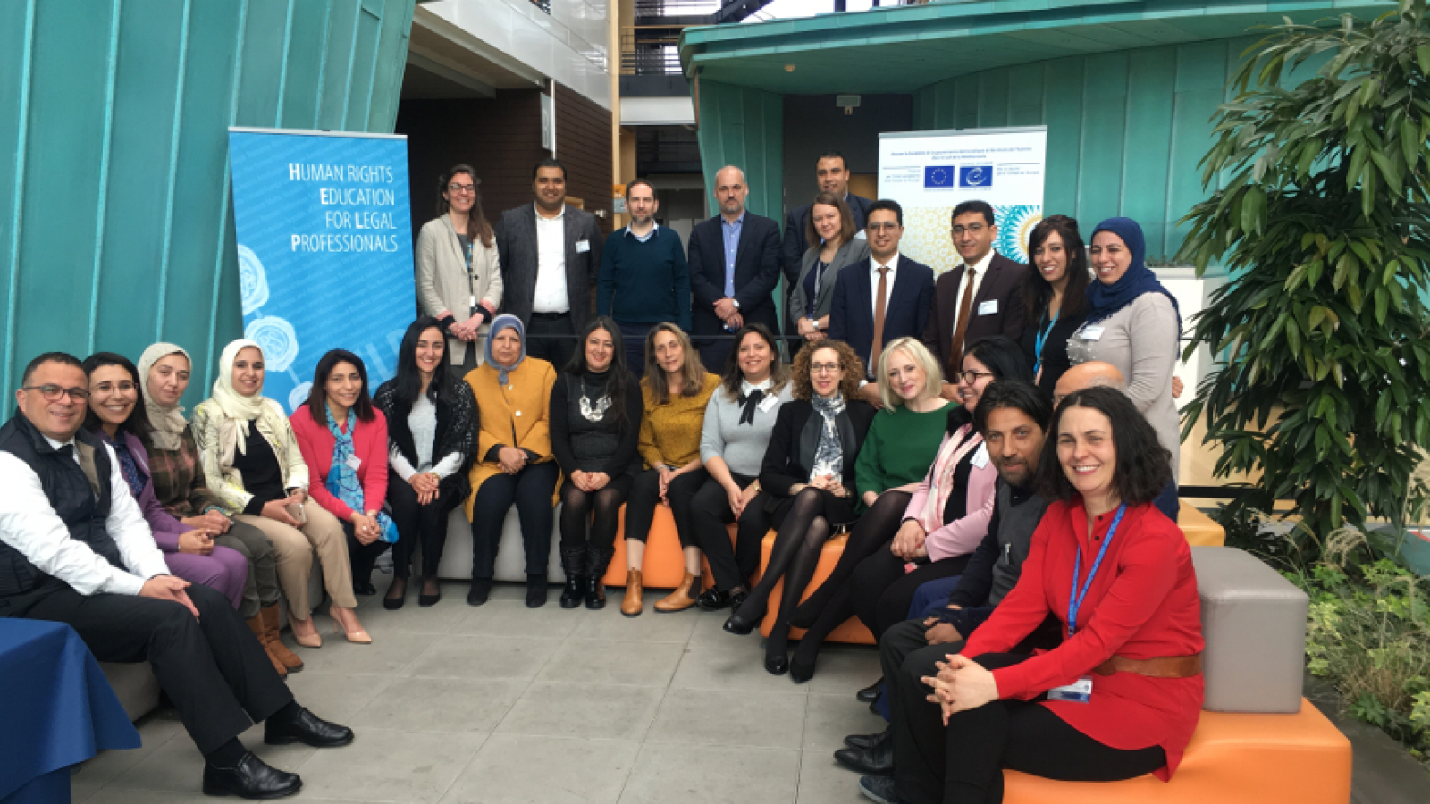 EU contributes in training legal professionals on applying human rights standards