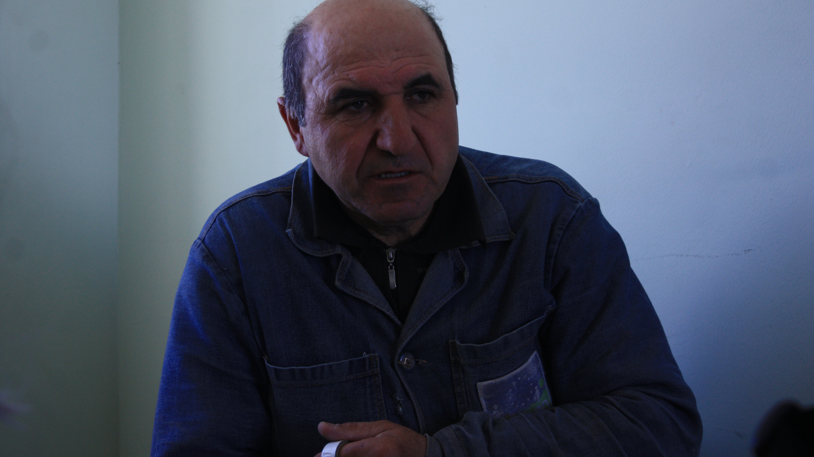 "Koryun Sumbulyan, head of ""Brgahatik"" cooperative"