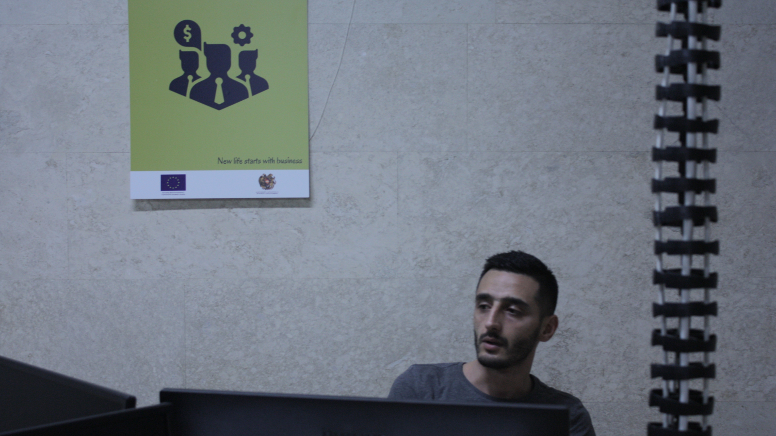 Mkrtich Atchemyan, Web developer