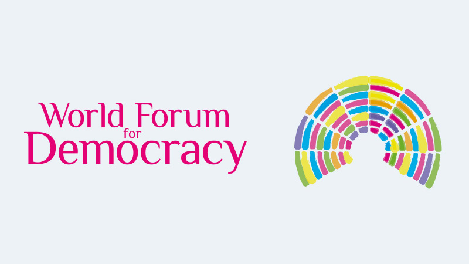 World Forum for Democracy 2019