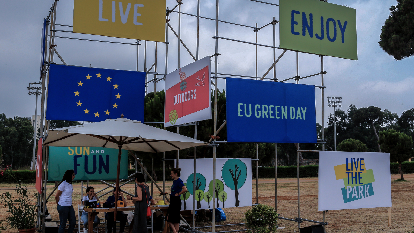 The EU Green Day in Lebanon 2019 #EU4Environment #EUinLebanon