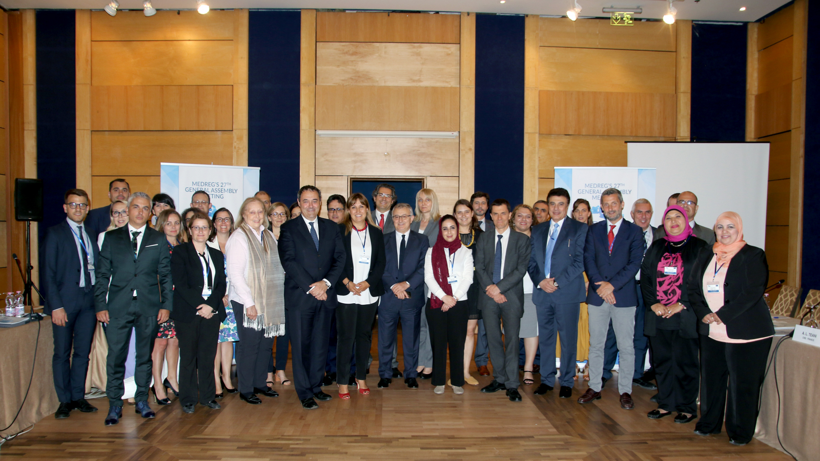 Mediterranean Energy Regulators facilitate sustainable energy schemes and reinforce regional cooperation