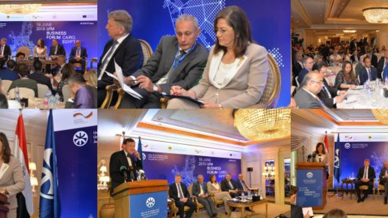 First Union for the Mediterranean Regional Business Forum to promote the Trade Agenda and foster economic integration in the region