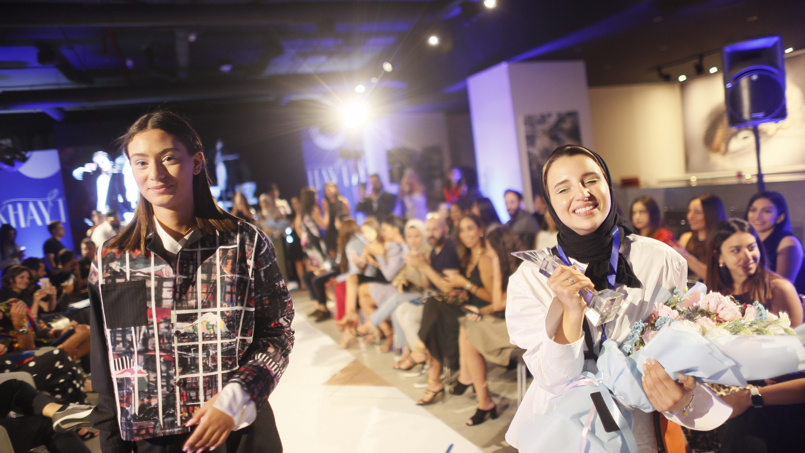 "EU-funded Creative Jordan Fashion Designer Competition ""Khayt""."