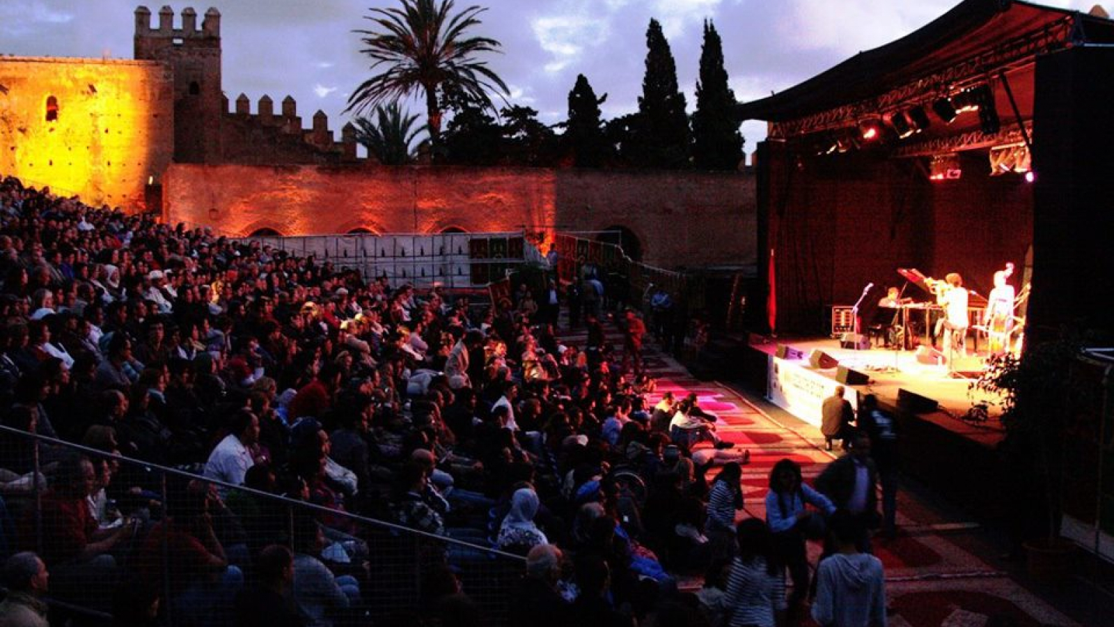 Chellah Jazz Festival from 25 to 29 September in Rabat, Morocco : Save the date !