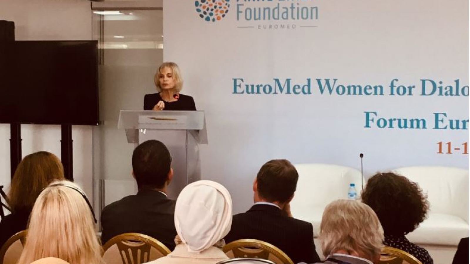 The EuroMed Women for Dialogue Forum