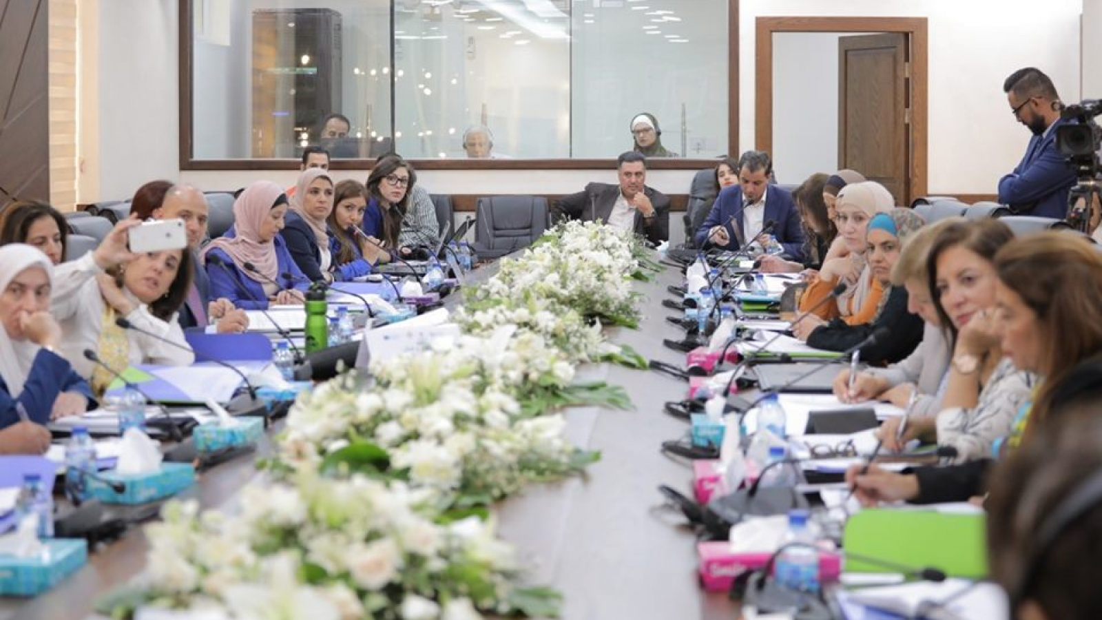 EU-funded national roundtable in Jordan: concrete steps and recommendations towards increasing women's economic participation