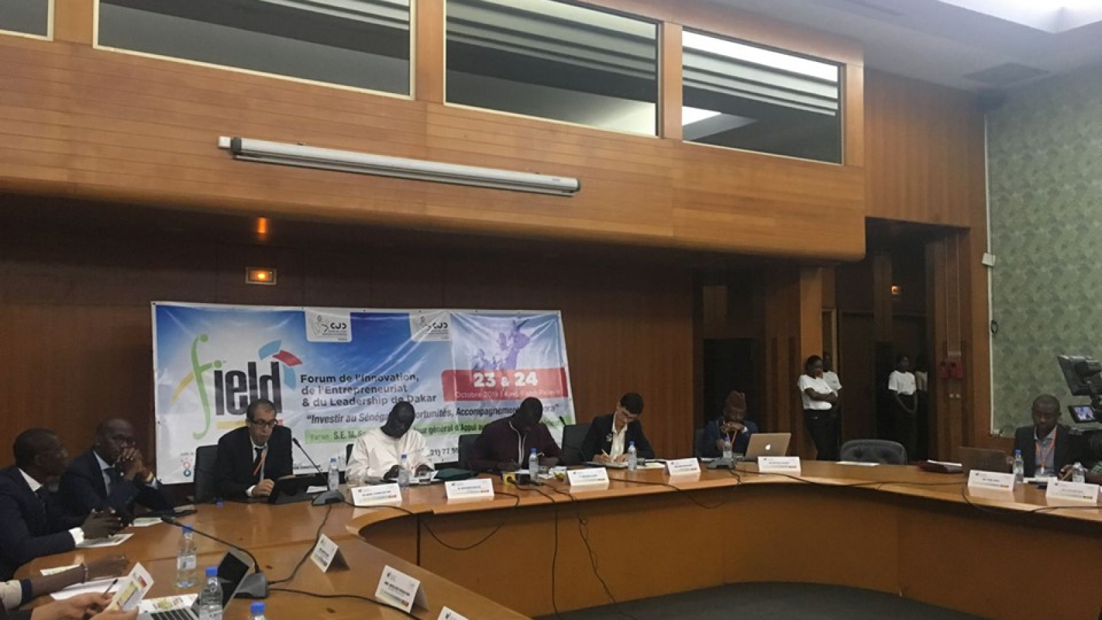 Launch of the Senegal's digital platform for diaspora entrepreneurs
