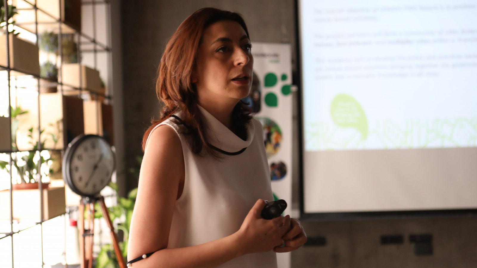 Lilit Sahakyan, vice director for research at the Centre for Environmental and Noospheric Research