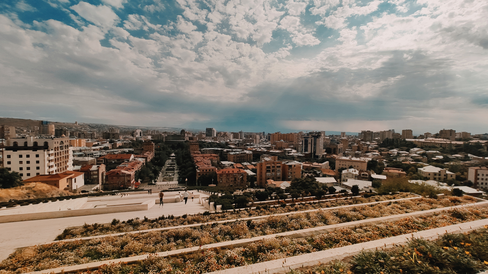 Yerevan, Armenia (Credit: Unsplash.com)