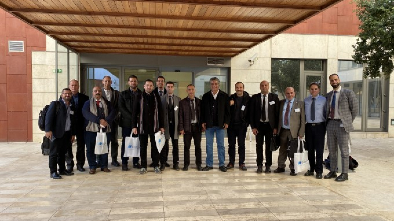 EU-funded SAFEMED IV project training focused on port facility security