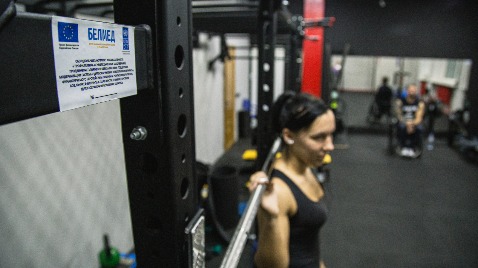 CrossFit gym is gaining popularity in Lida