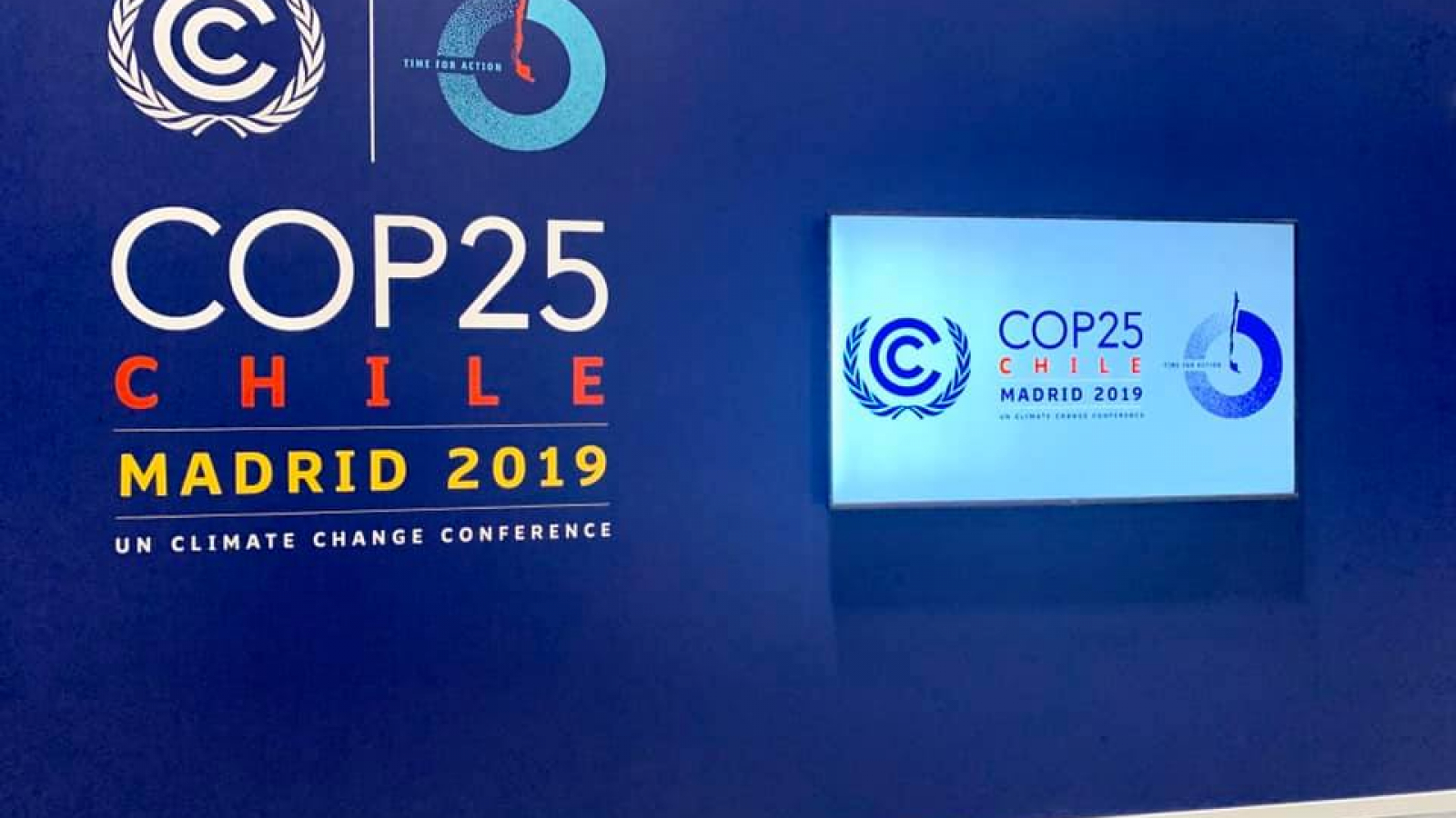 Clima-Med project at COP 25