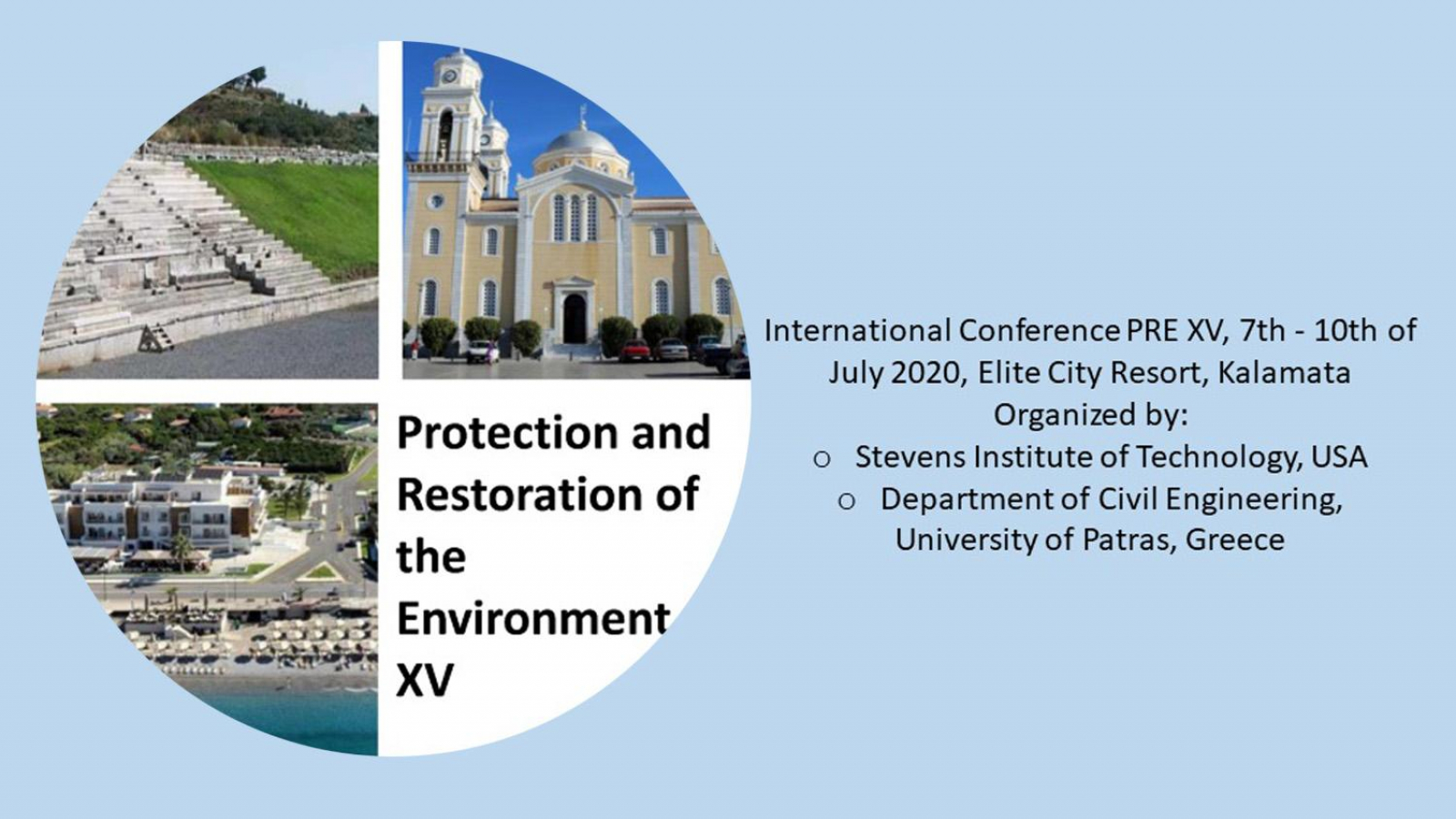 "EU-funded MAIA-TAQA pilot project to be presented at the International Conference ""Protection and Restoration of the Environment XV"""