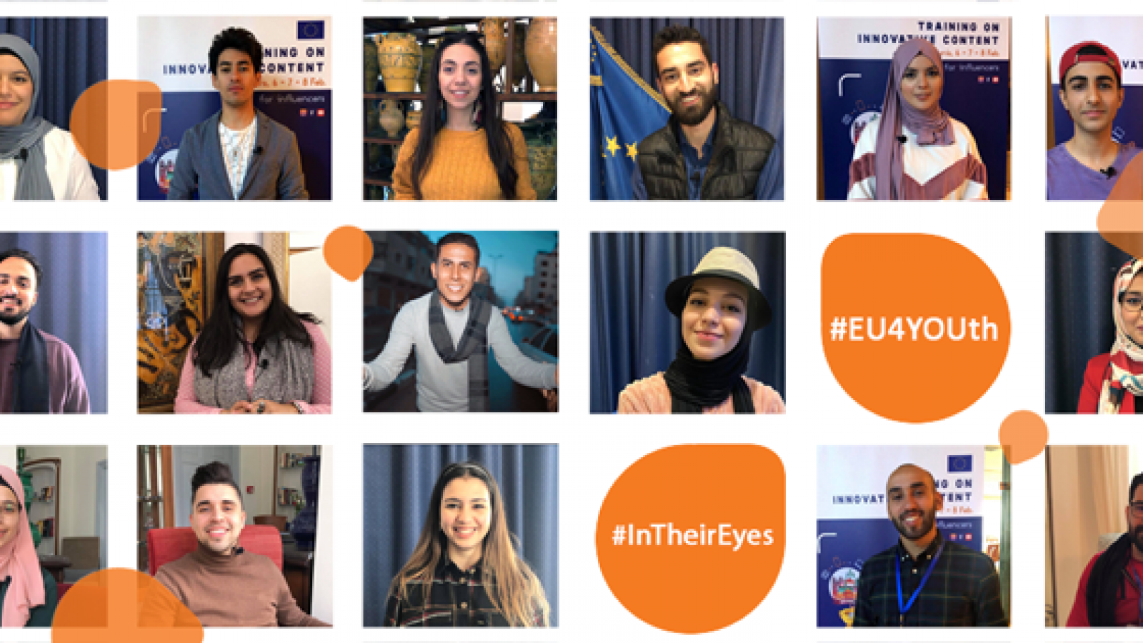 #InTheirEyes #EU4YOUth: not just a competition - a great human adventure 2.0!