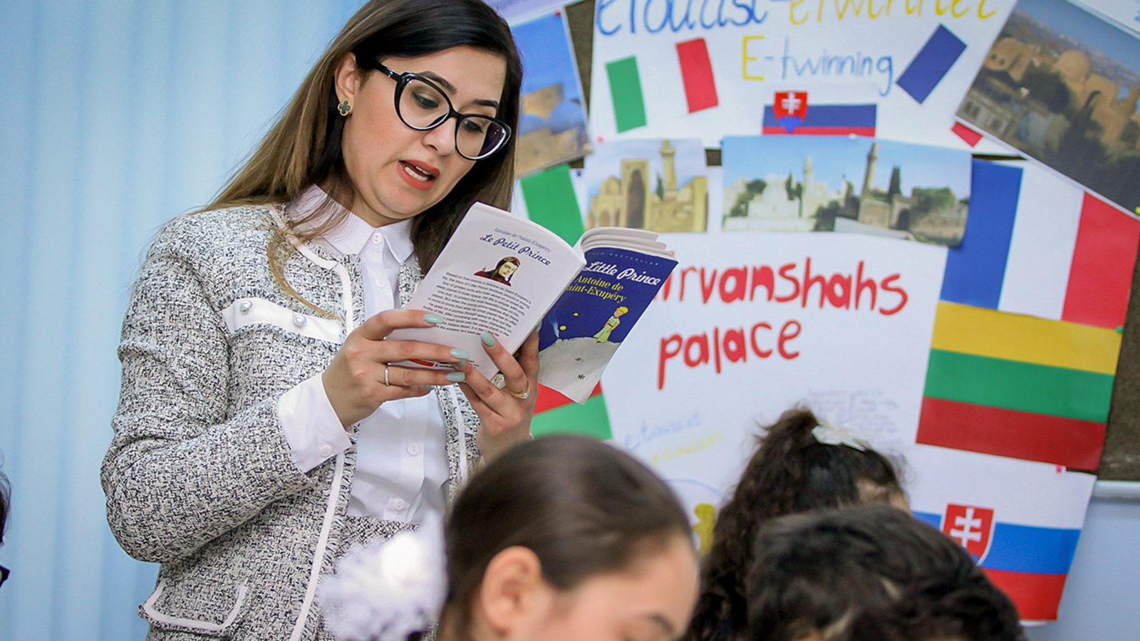 Learning by playing: how the EU supports early development of children in the villages of Azerbaijan