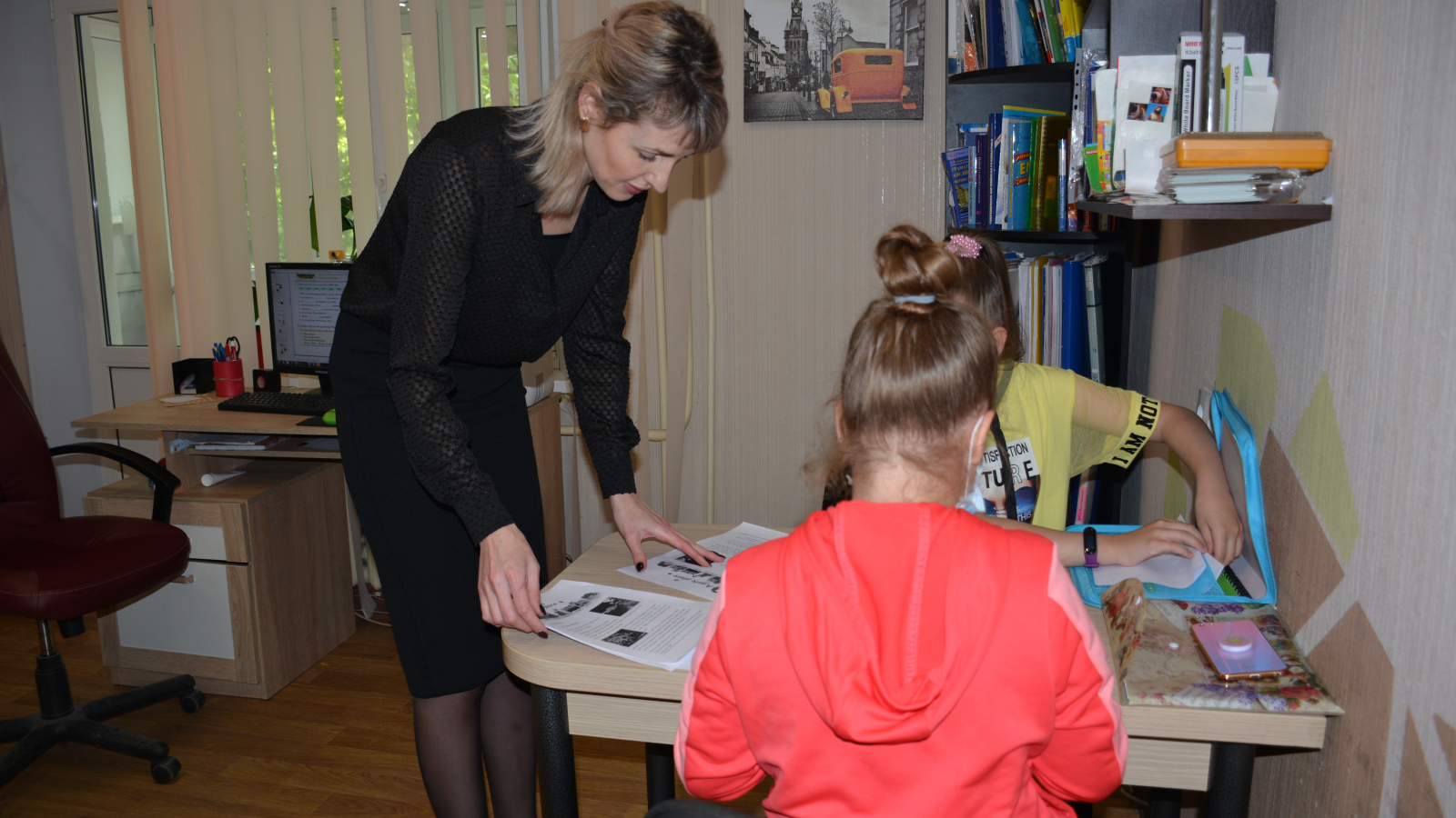EU4Youth story from Ukraine: from private lessons for children to a chain of English language schools