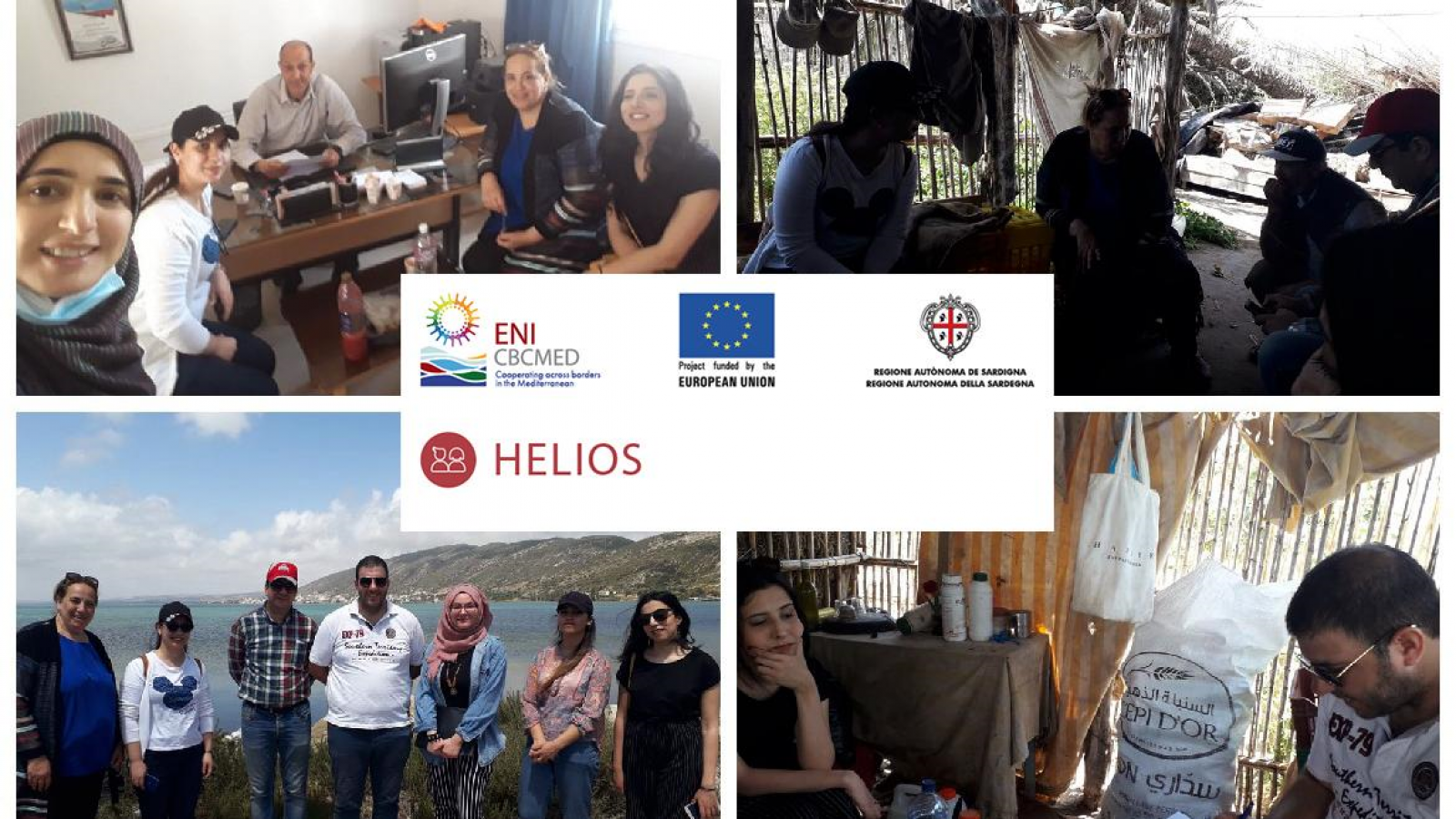 Restart of EU-funded HELIOS activities in Tunisia: meeting women, young people and Blue and Circular economy organizations