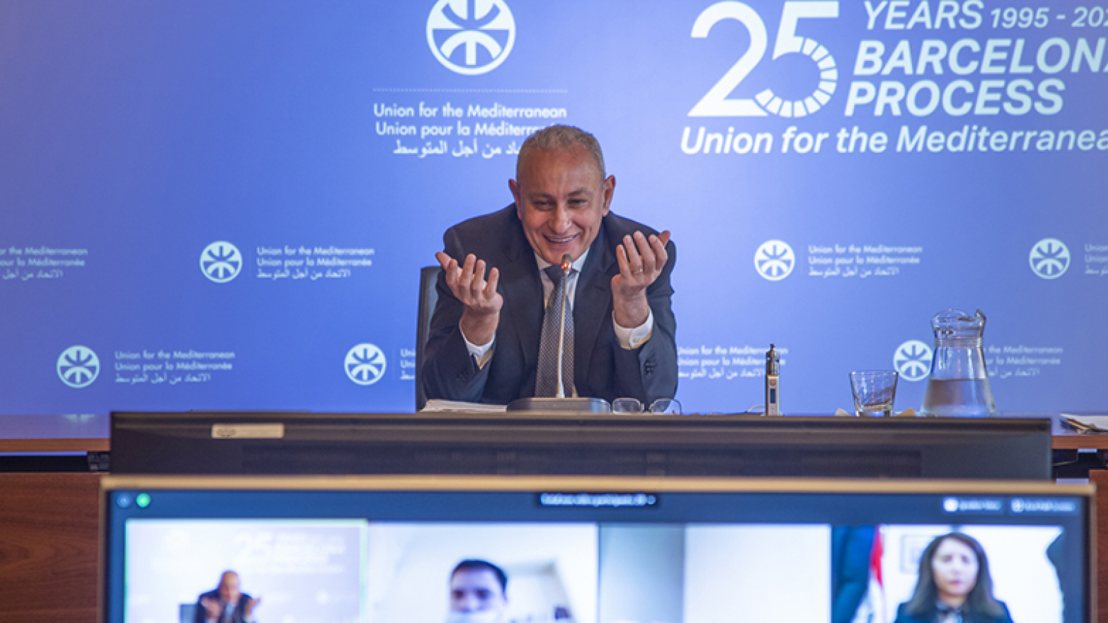 Sustainable urban development: Union for the Mediterranean Member States endorse region-wide initiative